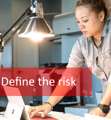 Network security - Define the risk